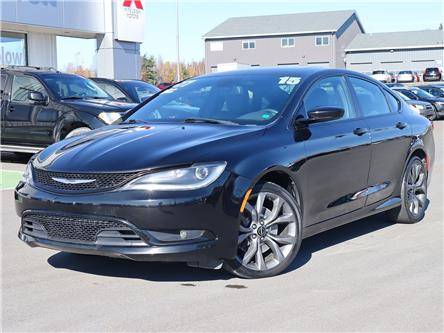 2015 Chrysler 200 S (Stk: 201339B) in Fredericton - Image 1 of 20