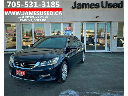2013 Honda Accord EX-L V6 (Stk: N20505A) in Timmins - Image 1 of 14