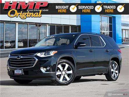 2019 Chevrolet Traverse 3LT (Stk: 81352) in Exeter - Image 1 of 27