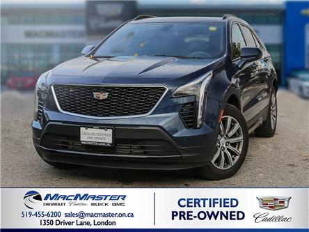 2019 Cadillac XT4 Sport (Stk: 205166A) in London - Image 1 of 10
