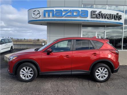 2016 Mazda CX-5 GS (Stk: 22491) in Pembroke - Image 1 of 12