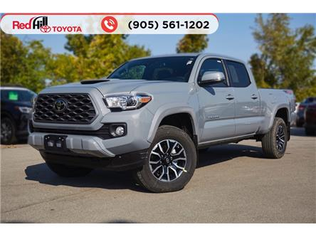 2021 Toyota Tacoma Base (Stk: 21056) in Hamilton - Image 1 of 20