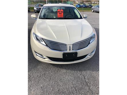 2014 Lincoln MKZ Hybrid Base (Stk: 7982) in Morrisburg - Image 1 of 4