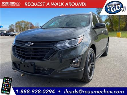 2021 Chevrolet Equinox LT (Stk: 21-0084) in LaSalle - Image 1 of 9
