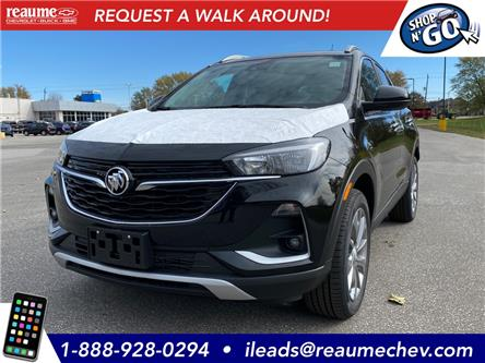2021 Buick Encore GX Select (Stk: 21-0072) in LaSalle - Image 1 of 9