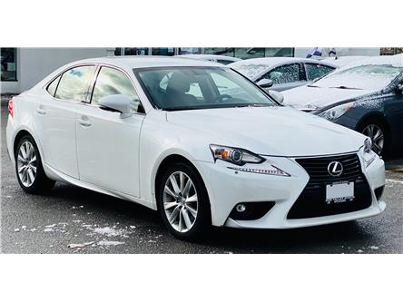 2015 Lexus IS 250 Base (Stk: 8810H) in Markham - Image 1 of 16