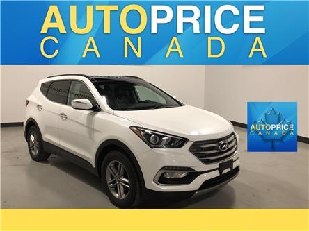 2017 Hyundai Santa Fe Sport 2.4 SE (Stk: W2139) in Mississauga - Image 1 of 27