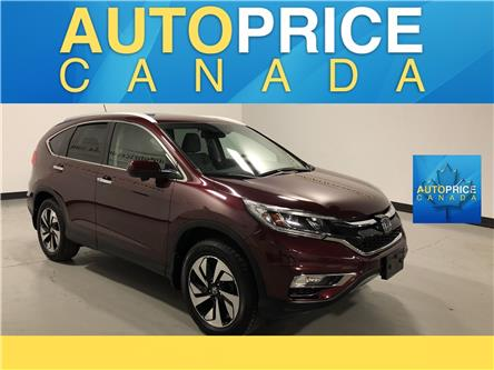 2016 Honda CR-V Touring (Stk: A2031) in Mississauga - Image 1 of 27