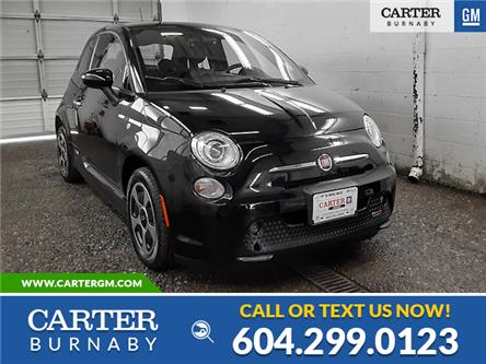 2017 Fiat 500e  (Stk: P9-62620) in Burnaby - Image 1 of 23