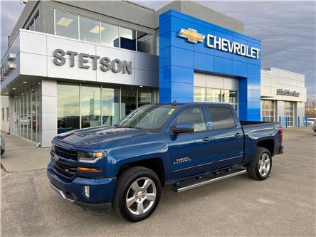2017 Chevrolet Silverado 1500 2LT (Stk: P2652) in Drayton Valley - Image 1 of 14