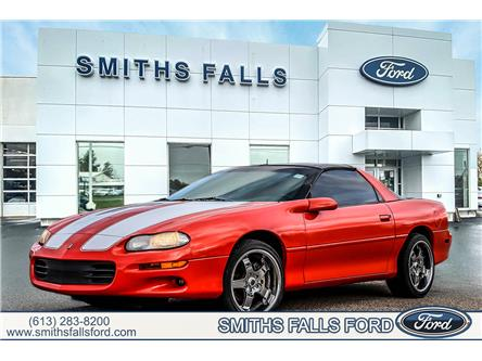 1999 Chevrolet Camaro Base (Stk: W1091AA) in Smiths Falls - Image 1 of 25