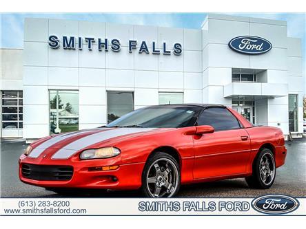 1999 Chevrolet Camaro Base (Stk: W1091AA) in Smiths Falls - Image 1 of 25