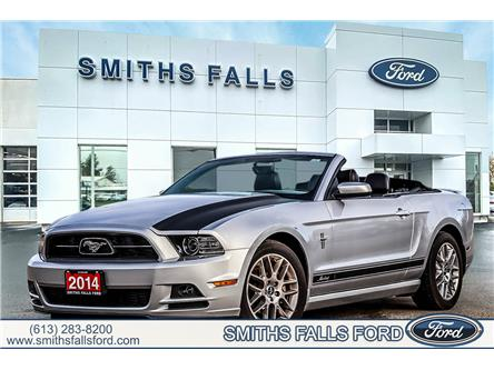 2014 Ford Mustang V6 Premium (Stk: W1126) in Smiths Falls - Image 1 of 29