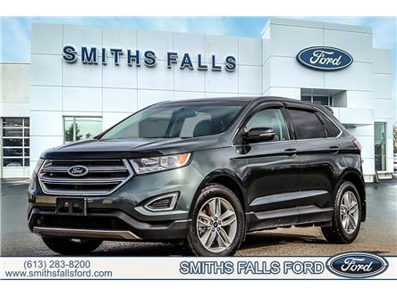 2015 Ford Edge SEL (Stk: 20341A) in Smiths Falls - Image 1 of 30