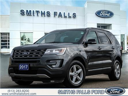 2017 Ford Explorer XLT (Stk: 20307A) in Smiths Falls - Image 1 of 30