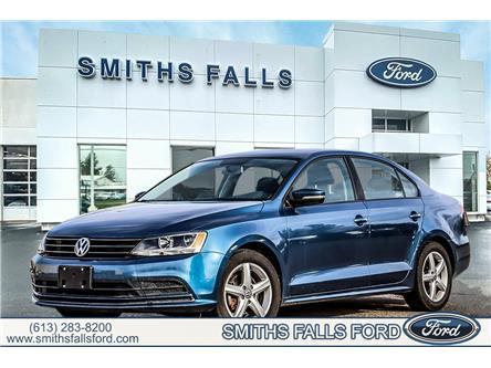 2016 Volkswagen Jetta 1.4 TSI Trendline (Stk: 18508A) in Smiths Falls - Image 1 of 24