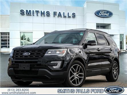 2017 Ford Explorer Sport (Stk: 20423A) in Smiths Falls - Image 1 of 30