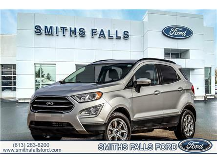 2018 Ford EcoSport SE (Stk: W1124) in Smiths Falls - Image 1 of 30