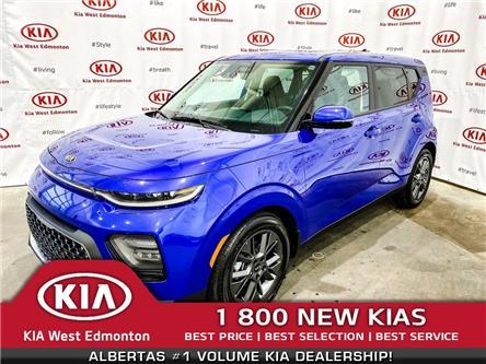 2020 Kia Soul EX+ (Stk: 21917A) in Edmonton - Image 1 of 33
