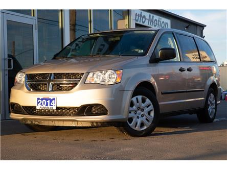 2014 Dodge Grand Caravan SE/SXT (Stk: 20841) in Chatham - Image 1 of 20