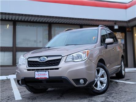 2014 Subaru Forester 2.5i (Stk: 2010310) in Waterloo - Image 1 of 19