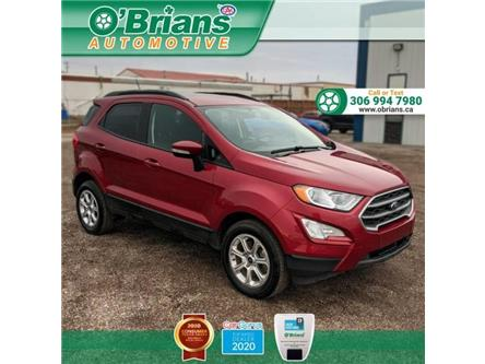 2018 Ford EcoSport SE (Stk: 13907A) in Saskatoon - Image 1 of 21