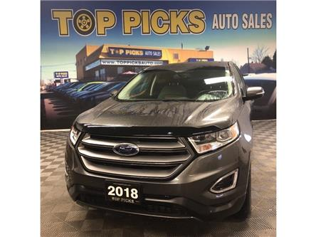 2018 Ford Edge SEL (Stk: B92363) in NORTH BAY - Image 1 of 28