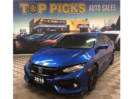 2018 Honda Civic Sport Touring (Stk: 301840) in NORTH BAY - Image 1 of 28