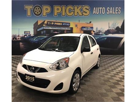 2015 Nissan Micra S (Stk: 247294) in NORTH BAY - Image 1 of 21