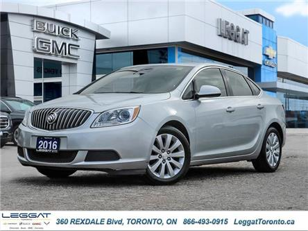 2016 Buick Verano Base (Stk: T11759) in Etobicoke - Image 1 of 26