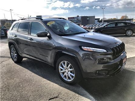2018 Jeep Cherokee North (Stk: 2847A) in Windsor - Image 1 of 13