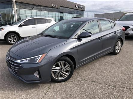 2019 Hyundai Elantra Preferred (Stk: 36461A) in Brampton - Image 1 of 17