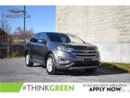 2017 Ford Edge SEL (Stk: B6503) in Kingston - Image 1 of 27