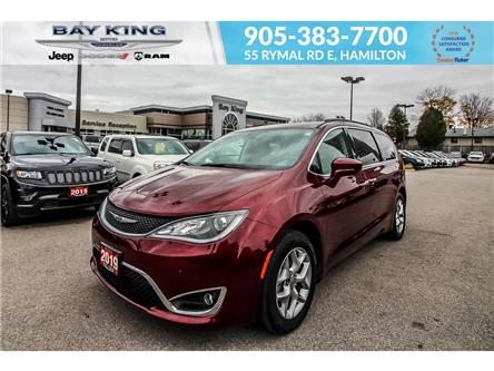 2019 Chrysler Pacifica Touring Plus (Stk: 7158) in Hamilton - Image 1 of 18