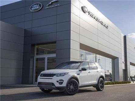 2017 Land Rover Discovery Sport HSE LUXURY (Stk: PJ030) in Ottawa - Image 1 of 19