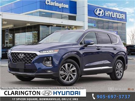 2020 Hyundai Santa Fe Luxury 2.0 (Stk: 20723) in Clarington - Image 1 of 24