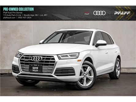 2019 Audi Q5 45 Progressiv (Stk: C7942) in Vaughan - Image 1 of 22