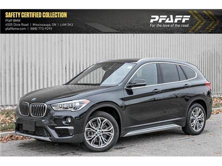 2019 BMW X1 xDrive28i (Stk: U6162) in Mississauga - Image 1 of 22
