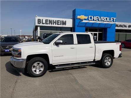 2018 Chevrolet Silverado 1500 1LT (Stk: L264A) in Blenheim - Image 1 of 17