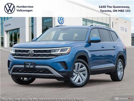 2021 Volkswagen Atlas 3.6 FSI Highline (Stk: 98163) in Toronto - Image 1 of 23