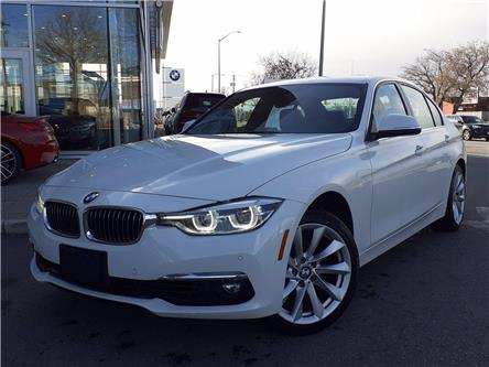 2017 BMW 330i xDrive (Stk: P9630) in Gloucester - Image 1 of 27
