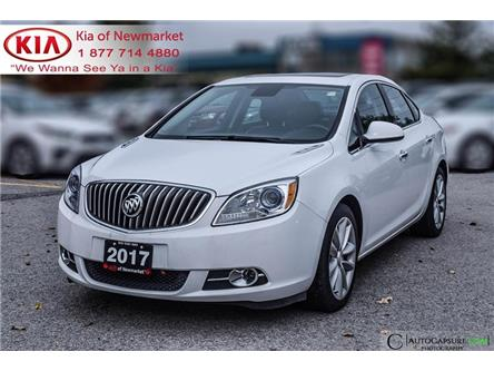 2017 Buick Verano Leather (Stk: 210109A) in Newmarket - Image 1 of 19