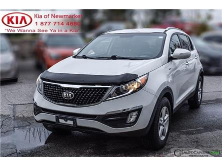 2016 Kia Sportage LX (Stk: 210135A) in Newmarket - Image 1 of 20