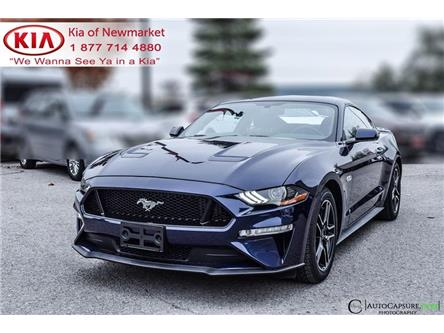 2020 Ford Mustang GT (Stk: P1283) in Newmarket - Image 1 of 21