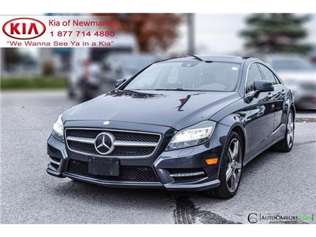 2013 Mercedes-Benz CLS-Class Base (Stk: P1287) in Newmarket - Image 1 of 20
