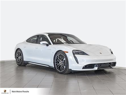 2020 Porsche Taycan Turbo (Stk: 63042) in Ottawa - Image 1 of 20