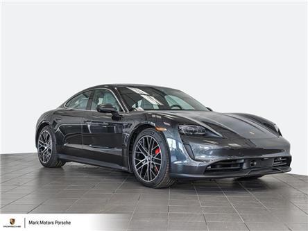 2020 Porsche Taycan 4S (Stk: 63204) in Ottawa - Image 1 of 21