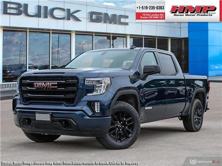2021 GMC Sierra 1500 Elevation (Stk: 88846) in Exeter - Image 1 of 23