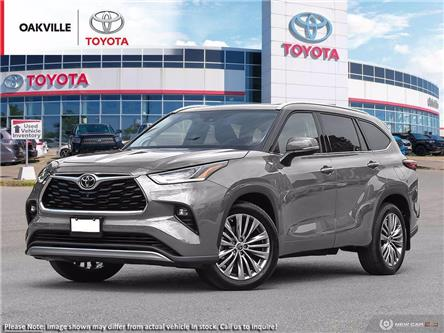 2021 Toyota Highlander Limited (Stk: 21132) in Oakville - Image 1 of 23
