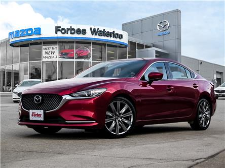 2018 Mazda MAZDA6 Signature (Stk: W2450) in Waterloo - Image 1 of 25